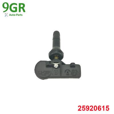 25920615 TPMS TIRE PRESSURE Monitoring Sensors For Chevy GM Buick Cadillac 1PCS