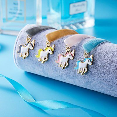 Fashion Velvet Cute Mini Horse Choker Pendant Necklace Women Charm Jewelry - Mini Horse Charm