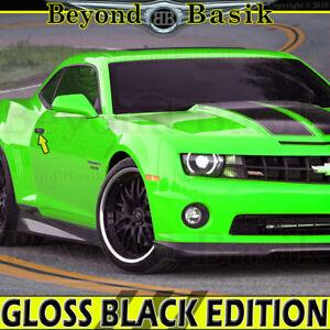 2010 2011 2012 2013 2014 2015 CHEVY CAMARO GLOSS BLACK Door Handle COVERS