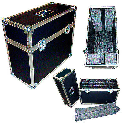 "ATA Travel Case For 22"" LCD MONITOR FLAT SCREEN TV w/Stand Attached"