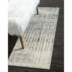 Modern UNIQUE LOOM  2' x 6' Runner Rug  *NEW*