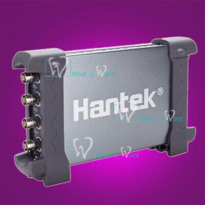 Hantek Digital Usb Automotive Diagnostic Oscilloscope 4ch200mhz1gsas 8bits 64k