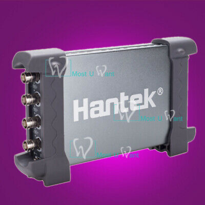 Hantek Usb Multimeter Automotive Diagnostic Oscilloscope 4ch100mhz1gss8bits 64k