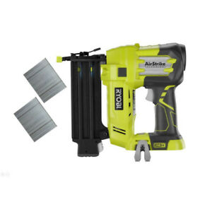 Wanted: 18-Volt ONE+ AirStrike 18-Gauge Cordless Brad Nailer