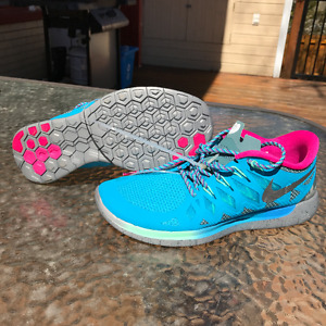 CHAUSSURES NIKE FREE 5.0 EDITION SPECIALE NEW YORK 9.5