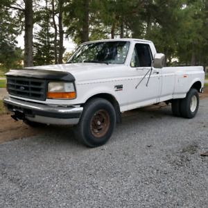 1997 Ford F-250 Heavy Duty