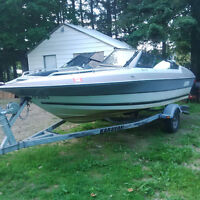 98 edson sunbird gt 115hp v4 evinrude outboard great boat