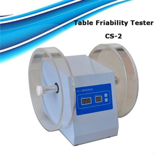 Table Friability Tester of Simplified ControlCS-2 110V High-auto-operation