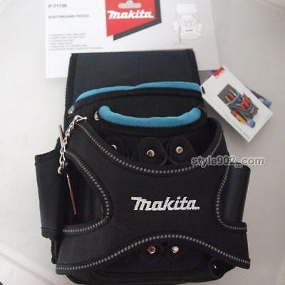Original Makita P-71738 Electricians Pouch Tool Belt Bag Pocket P71738