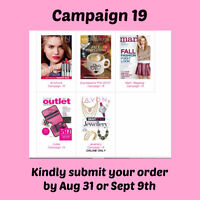 Have you seen an AVON book lately?