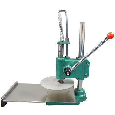 Manual 8.6 Household Pizza Dough Pastry Manual Press Roller Sheeter Pasta Make