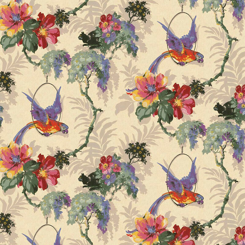 Dollhouse Wallpaper Polly