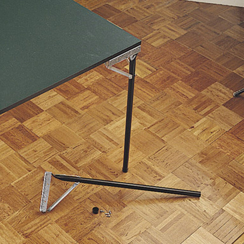"""""""WADDELL"""" FOLDING GAME TABLE LEGS SET OF 4"""
