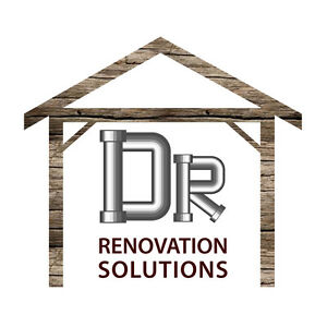 Licensed Plumber - DR Renovation Solutions Stratford Kitchener Area image 1