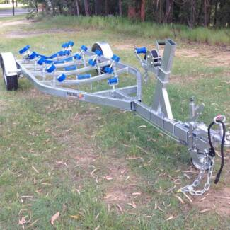 Swiftco Trailers Townsville 5.5 Metre Boat Trailer Garbutt Townsville City Preview