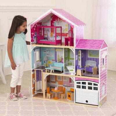 KidKraft 65943  Puppenhaus mit Möbel