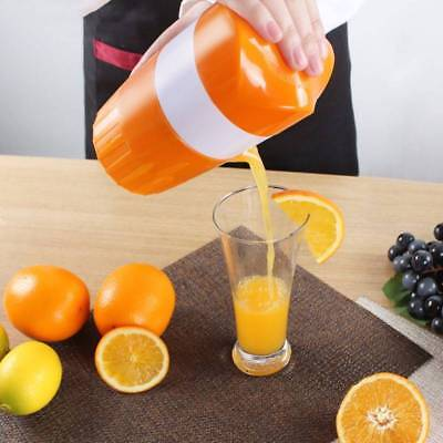 Yield Squeezer Citrus Juicer Orange Lemon Juice Press Fruit Manual Extractor Pro