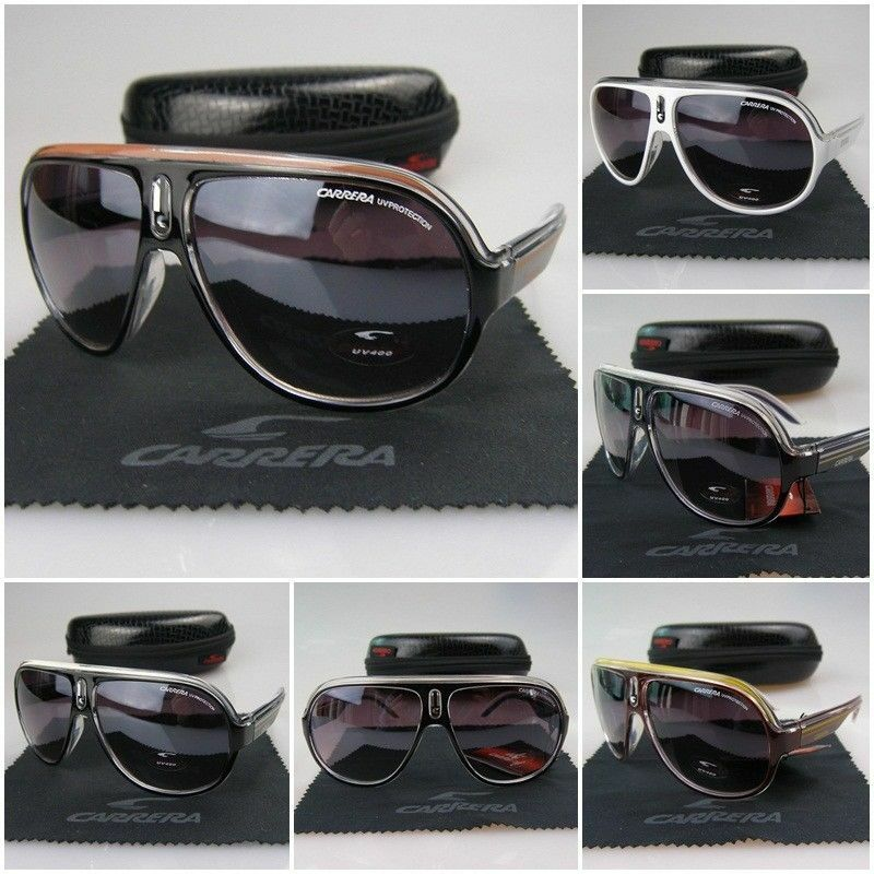 FASHION AVIATOR MEN'S & WOMEN'S SUNGLASSES UNISEX RETRO CARR