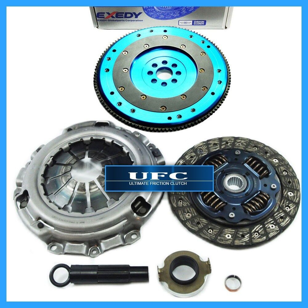 Exedy Clutch Prokitaluminum Light Flywheel Acura Tsx Honda Accord Pro Kit Aluminum 24l K24