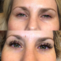 Eyelash Extensions Whitby $90
