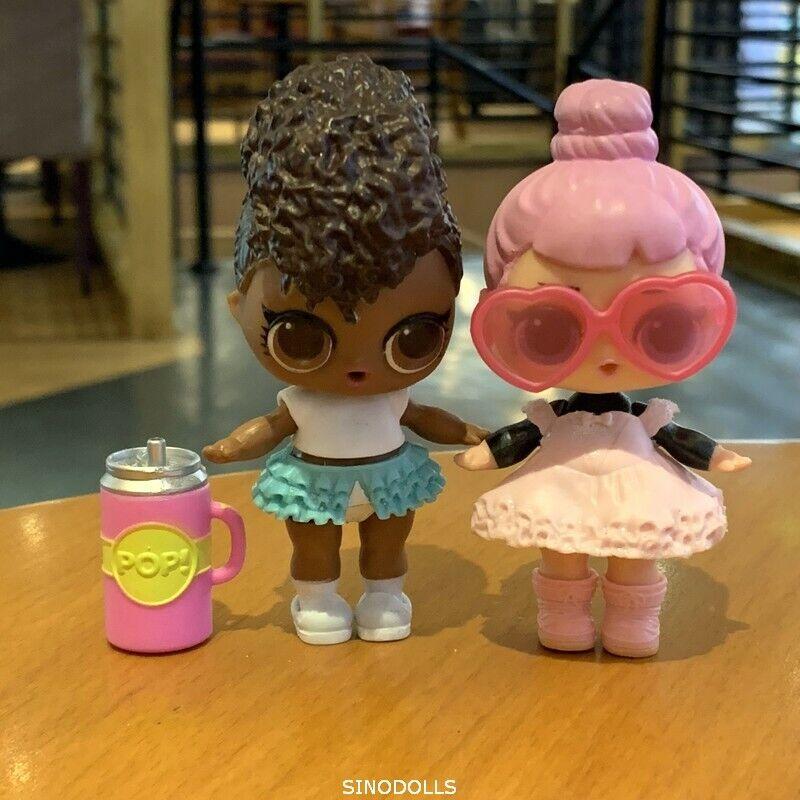 Lol Surprise L.O.L  Dolls Confetti Pop Under Wraps Series 4 Thrilla Toys Gift