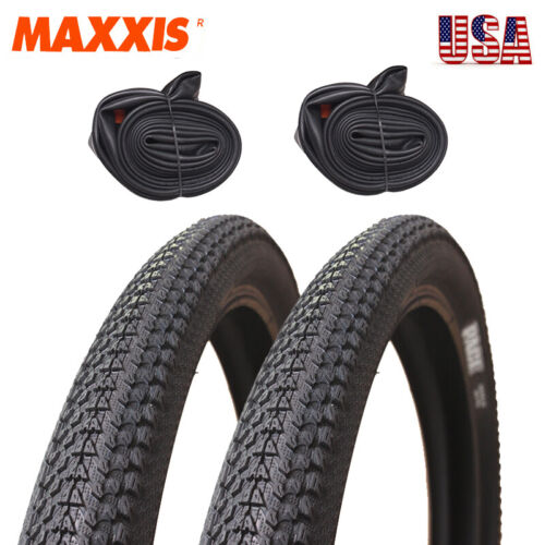 """1Pair MAXXIS PACE M333 26/27.5/29"""" 60TPI Tires/Inner Tube Sc"""