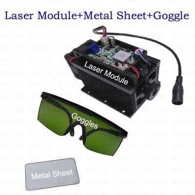 Green Laser Module Diode Laser 532nm GM50 Line Laser Diode Module 5mw
