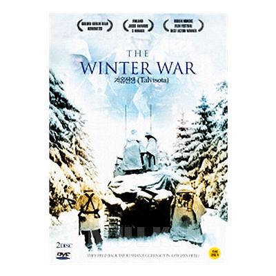 The Winter War (1989) 2 Disc DVD - Taneli Makela, Samuli Edelmann (*New *All)