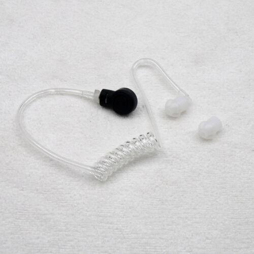 For Cobra Throat Mic Earphone Earpiece Headset Headphone 2