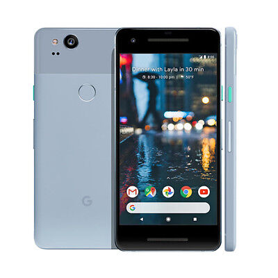 Google Pixel 2 64Gb Gsm Cdma  Factory Unlocked  4G Lte Smartphone 5 0  Usa