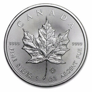 Buying Royal Canadian Mint Proof Coins & Silver Maple Leafs