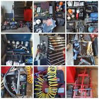 AUTOMOTIVE AND MOTORCYCLE MECHANIC AND FAB TOOLS