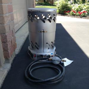 Portable Construction Propane Heater