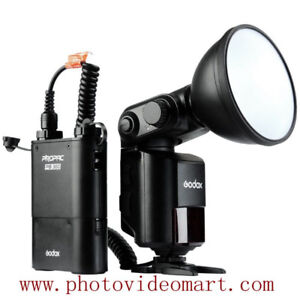 GodoxAD360II N  Speedlite with PB960 Power Pack for  C/N