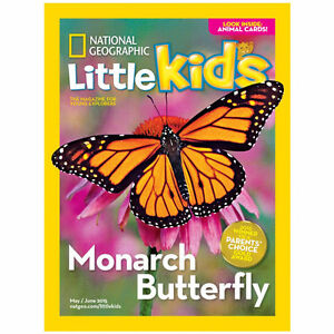 National Geographic Little kids magazines