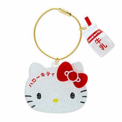 Hello Kitty face-shaped charm (Katakana Kitty) Keychains Japanese Sanrio 2020