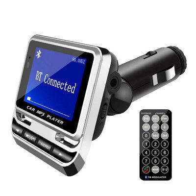 Auto KFZ Bluetooth FM Transmitter Freisprecheinrichtung MP3 Player KFZ USB SD (Fm-transmitter Bluetooth Auto)