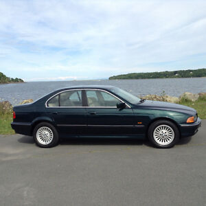 REDUCED PRICE 1997 BMW 5-Series 540i Sedan 3,000.00 FIRM