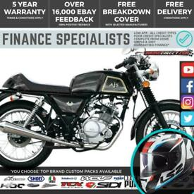 AJS Cadwell EFI 125 125cc Cafe Racer *FINANCE & IRELAND & UK DELIVERY AVAILABLE*