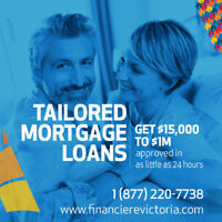 Victoria Financial | Direct Private Mortgage Lender | Answer 1h