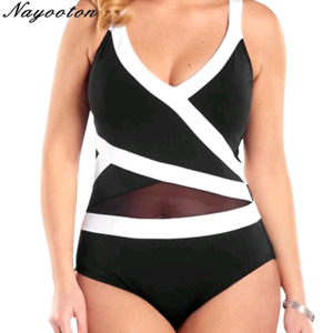 Brand new fits xl to 1x bathing suite