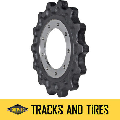 Fits Mustang Mtl20 Ctl - Heavy Duty Mwe Sprocket - Undercarriage