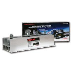 NOCO IGD200HP Grey 200-Amp High-Performance Battery Isolator