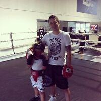Kids Boxing Class in SE Calgary 5pm- 6pm monday & Wednesday