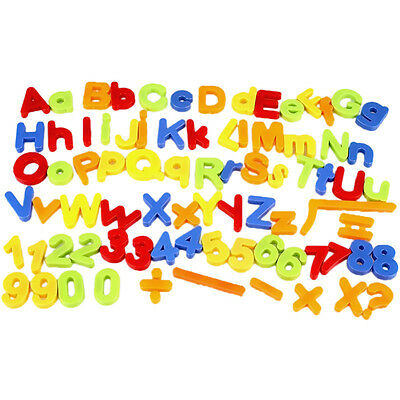 Magnetic Letters Childrens Alphabet Magnets In UPPER Case Learning Toys Hot