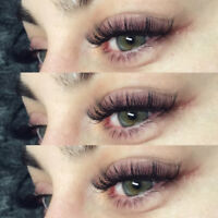 Eyelash Extensions - $70 Full Sets *This Week Only!*