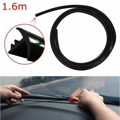 US Rubber 1.6m Soundproof Noise Protection Seal Strip for Auto Car Dashboard gap