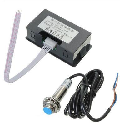 Auto Digital Engine Tachometer Drehzahlmesser Betriebsstundenzähler