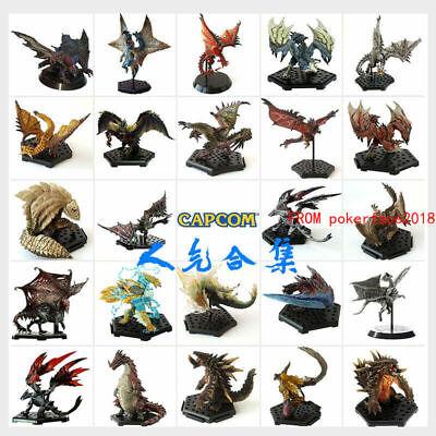 1/12 Capcom Monster Hunter Popular Collection Figures Creators Model NO BOX