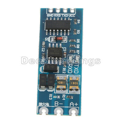 Stable Uart Serial Port To Rs485 Converter Function Module Rs485 To Ttl Module F